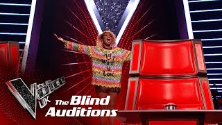 Jennifer Hudson's 'The Impossible Dream (The Quest)' | Blind Auditions | The Voice UK 2019