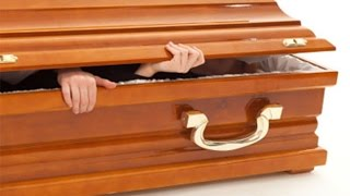 6 DEAD PEOPLE Who Came Back to LIFE at Their OWN Funerals