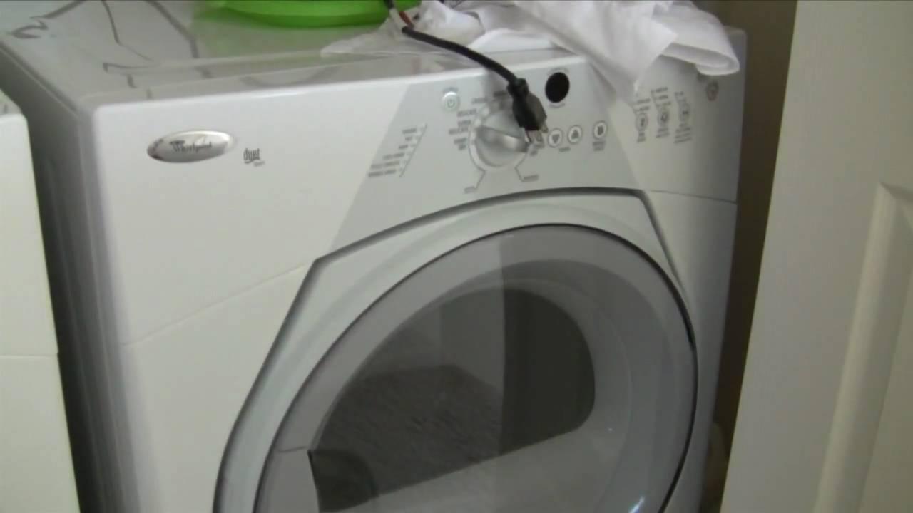 hight resolution of youtube whirlpool duet washer repair photos