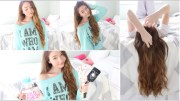 hair routine & easy diy products