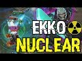 ¡NUCLEAR EKKO! | LA BUILD DEL ONESHOT DEFINITIVA | Raúl The Viking • ᚱ