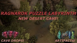 FULL TUTORIAL | RAGNAROK PUZZLE LABYRINTH | New Desert Cave