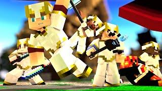Minecraft Song ♪ ″Mobs Can't Handle Us″ a Minecraft CrazyCraft Parody (Minecraft Animation)