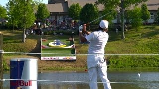 Golf skee ball - Red Bull Off Course
