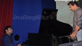 AR Rahman performing His Favorite Song on Maniratham Film | Kadal Press Meet | Arjun