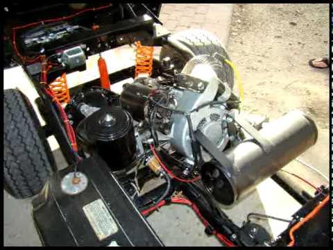 Amf Golf Cart Wiring Diagram Rebuilt Harley Davidson Golf Cart Youtube