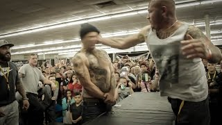 Ink Masters Slap Off Contest KO (Full ) Championship Match (Must Watch)