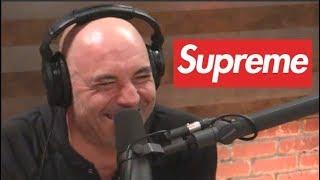 Joe Rogan Reacts to Supreme Hype