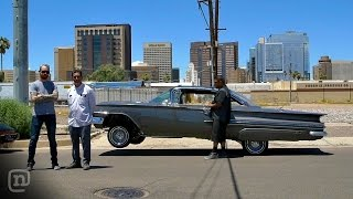 Cruising Lowriders At Miranda's Custom Cars: Garage Tours With Chris Forsberg
