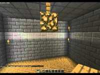 How to make a Ceiling Fan in Minecraft - YouTube