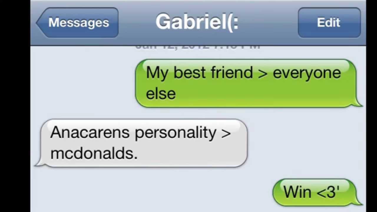 Flirty Texts To Send Him