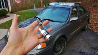 Fake ″TURBO″ WHISTLE For Your Car. - REVIEWED