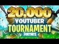 $20,000 r/Streamer FORTNITE TOURNAMENT (Week 10)
