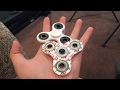 FIDGET SPINNER GIVEAWAY!! ULTIMATE!! MADNESS FREE🔥🔥