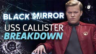 Black Mirror Season 4 USS Callister Breakdown And Easter Eggs!