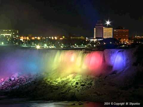 Angel Falls Wallpaper Cataratas Del Niagara Congeladas Avi Youtube