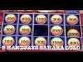 ⚡️ LIGHTNING CASH SAHARA GOLD (3) HANDPAYS ~ HIGH LIMIT ⚡️LINK ALL $25 SPINS