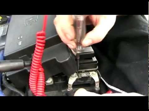 2003 Jeep Liberty Alternator Wiring Diagram Chevy Trailblazer Electrical Problems After Jump