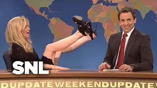 Weekend Update: Rebecca Larue the Flirting Expert - SNL
