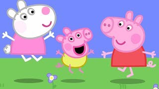 Peppa Pig Official Channel   Baby Alexander Plays with Peppa!