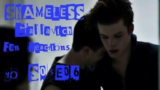 SHAMELESS - Gallavich Fan Reactions to S05E06
