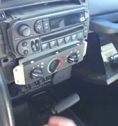 jeep liberty dash speakers also 2005 jeep wrangler radio wiring wiring diagram for you [ 1280 x 720 Pixel ]