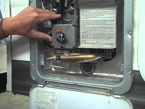 2001 Starcraft Van Wiring Diagram Travel Trailer Pdi Propane Hot Water Heater Youtube