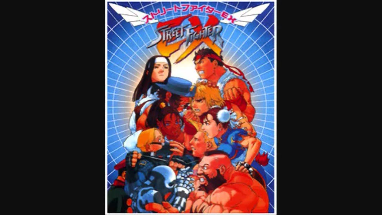 Garuda Street Fighter Ex Plus Alpha