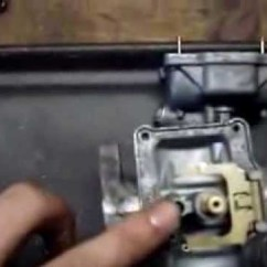 Honda Recon Carburetor Diagram Meyer Snow Plow Wiring E60 Atv Cleaning & Adjustment - Youtube