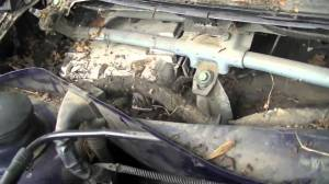 VW Golf Jetta Windshield Wiper Motor Removal Quick and