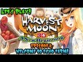 Let's Play! Harvest Moon 3D: A New Beginning Part 1 - Welcome to Echo Village
