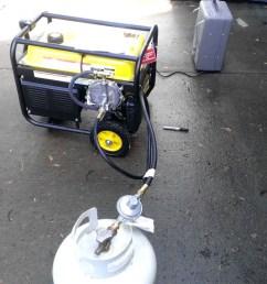 pictures of champion generator propane conversion [ 1280 x 720 Pixel ]