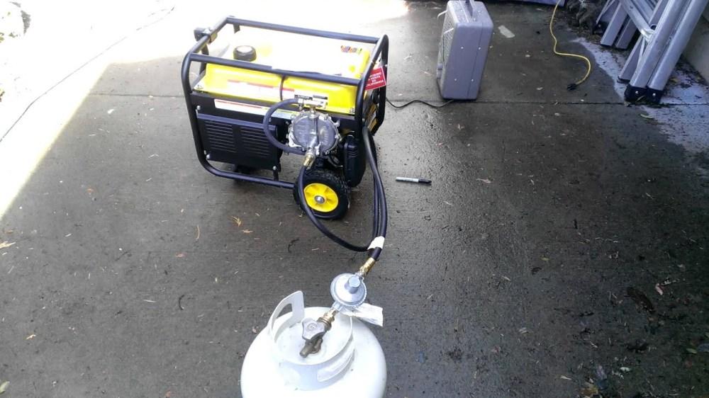 medium resolution of pictures of champion generator propane conversion