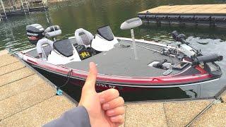 New Bass Boat?