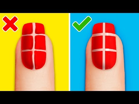 38 BEAUTY HACKS ALL GIRLS SHOULD KNOW