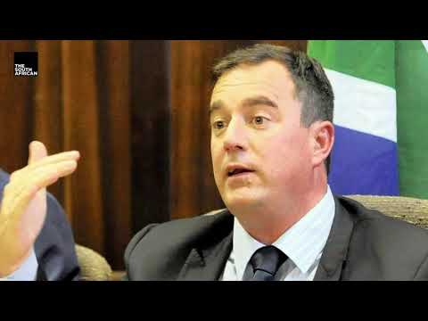'It's his decision': John Steenhuisen on DA campaign manager's exit