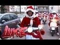 Frohe Weihnachten! Luke verteilt Geschenke - LUKE! Die Woche und ich | SAT.1