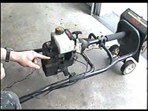 ryobi tiller fuel line diagram 220 to how adjust the carburetor on 2 cycle cultivator - youtube