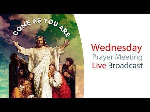 CRL - English Prayer Meeting 09-10-2019