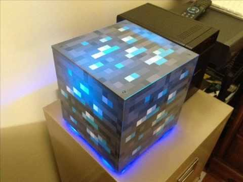 Minecraft Block  Computer Case  YouTube