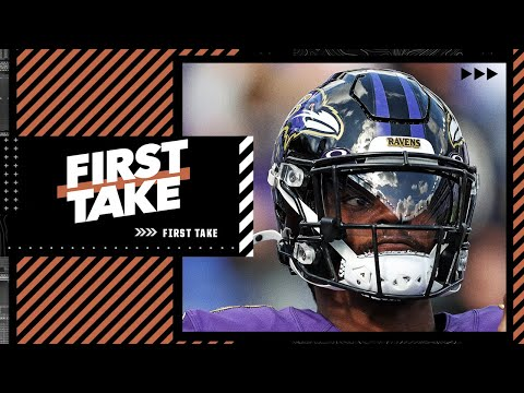 Can Lamar Jackson lead the Ravens to a Super Bowl? | First Take