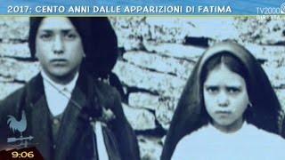 2017: cento anni dalle apparizioni di Fatima