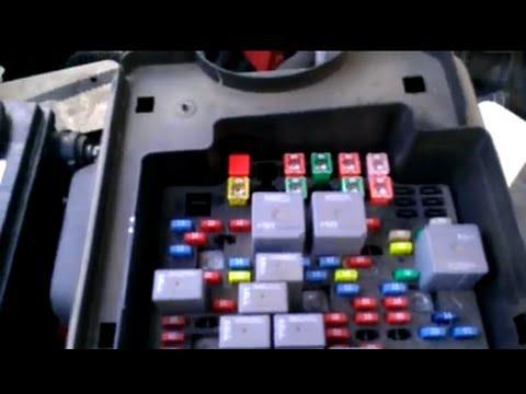 7 Way Trailer Plug Wiring Diagram Yukon Chevrolet Silverado Trailer 12 Volt Accessory Fuse Winch