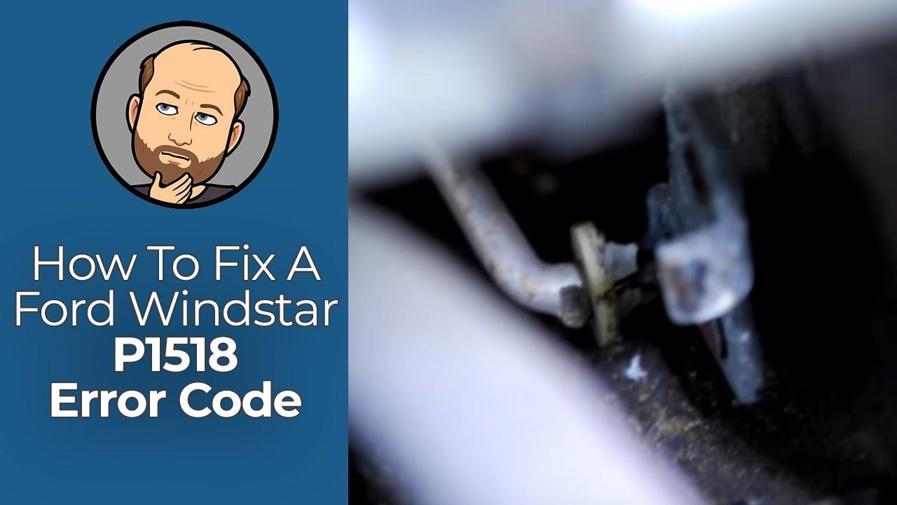 38 2003 Windstar Manifold Ford Intake Removal
