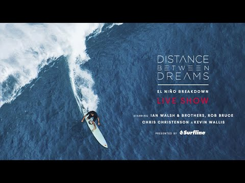 El Niño Breakdown w/ Ian Walsh LIVE   Ft. Rob Bruce, Chris Christenson, Kevin Wallis, + Walsh Bros.