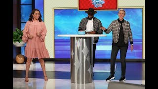 Maya Rudolph Channels Beyoncé & Oprah During '5 Second Rule'
