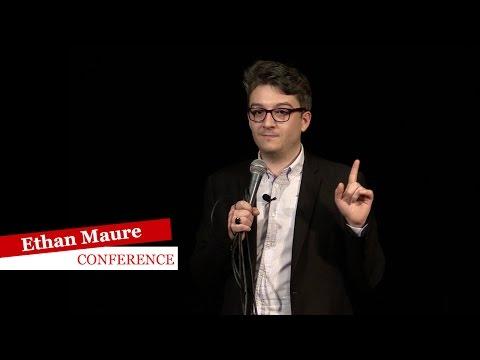 Conférence : Ethan Maure - La Voyance, l'au-delà et l'invisible