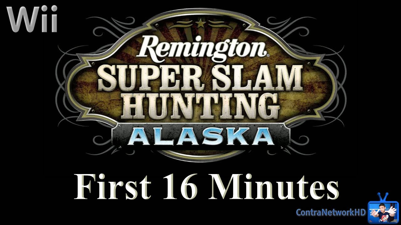 Wii Alaska Super Slam Game