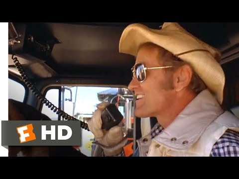 Smokey and the Bandit II (1980) - The World's Biggest Game of Chicken Scene (9/10) | Movieclips
