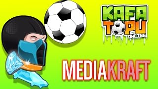 Mediakraft Online Kafa Topu Turnuvası (Çeyrek Final Maçları)